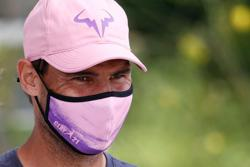 Tennis-Nadal casts doubts over Olympic participation with wait-and-watch approach