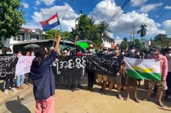 UN calls for greater international pressure on Myanmar's junta