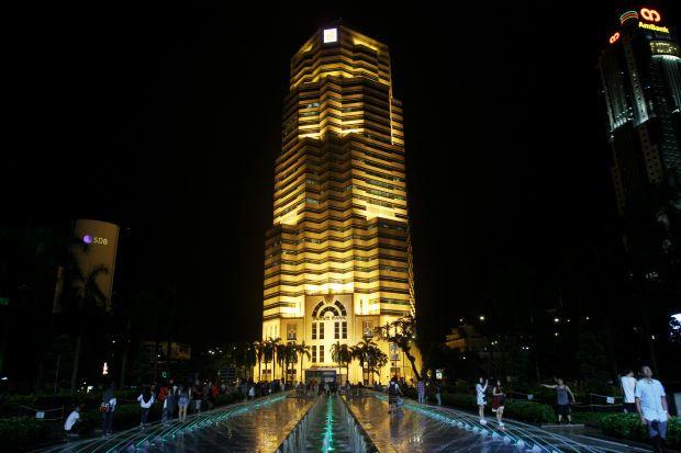 Public Bank HQ in Kuala Lumpur