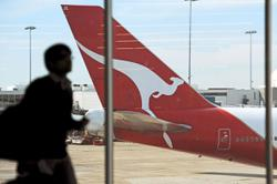 Qantas selling fly-me-to-the-moon tickets as Covid drags on