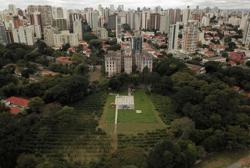 Brazil coffee harvest starts in the heart of its biggest city