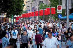 Population now at 1.4 billion
