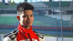 Early Hari Raya cheer for Naquib as he wins eRacing Global Edition