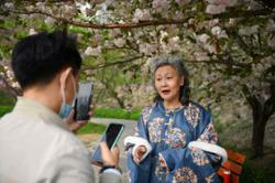 Meet Chinas elderly influencers cashing in on the Internet