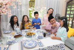 This mum of four makes heritage Johor kuih and a rare royal recipe for Hari Raya