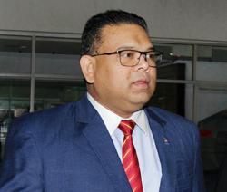 Umno's Lokman arrested again under Emergency Ordinance
