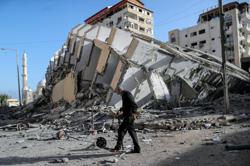 War crimes court concerned over violence in West Bank - prosecutor