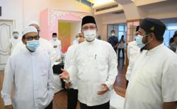 Pahang MB urges strict SOP compliance during Raya festivities