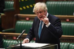 UK PM Johnson has unpaid 535 pound debt - court document