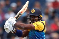 Cricket-Sri Lanka name Perera as ODI captain, drop Mathews in major overhaul