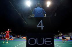 Badminton-Singapore Open cancelled due to COVID-19