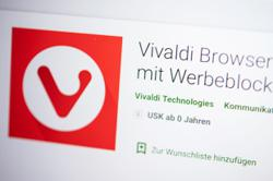 Vivaldi browser wants to end annoying 'accept cookies' banners