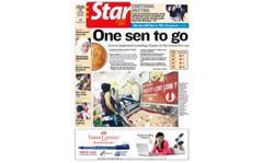 Flashback #Star50: One sen to go