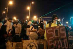 Colombia protests enter third week with national strike
