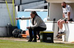 Soccer-Man United Women's coach Stoney to step down at end of season
