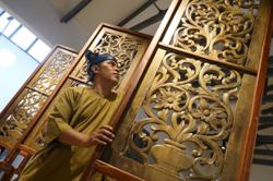 Setbacks and survival: master craftsman uses challenges to forge strength