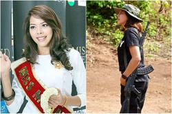 Htar discards pageant costumes for AK-47 against the junta