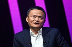 Jack Ma emerges from seclusion to attend office party