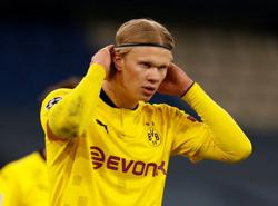 PREVIEW-Soccer-Dortmund striker Haaland a doubt for German Cup final