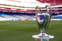 Soccer-Champions League final moved to Porto from Istanbul - Turkish Federation sources