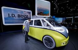 Volkswagen, Argo AI to launch international trials of self-driving ID. BUZZ