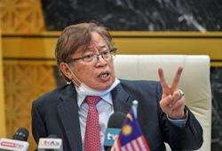 The state election can wait, says Sarawak CM