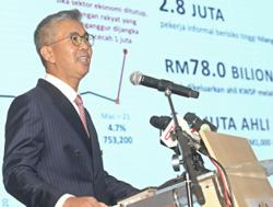 Zafrul: MCO 3.0 conditions less restrictive, economy will continue to grow