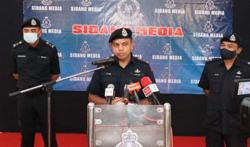 Almost 4,000 compounds issued by Johor police this year