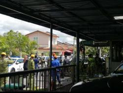 Alor Gajah police say viral photo of authorities compounding homeowner RM50,000 is fake