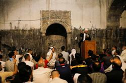 Eid prayers return to Mosul mosque ruined in Islamic State war