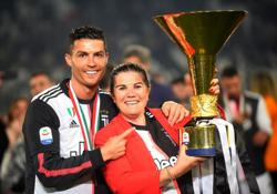 Mother knows best - Ronaldo's mum eyeing Sporting return for Juve star