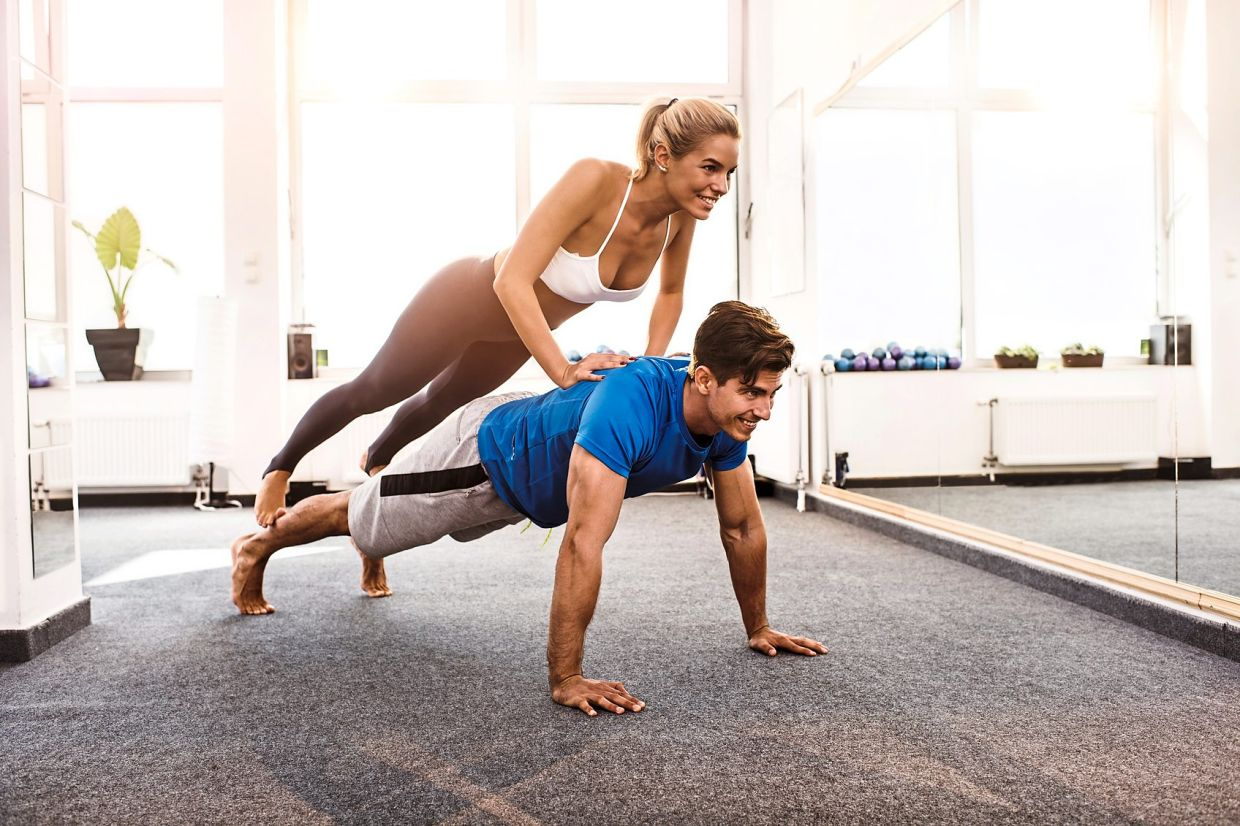 Fitter people will find it difficult to see results with most of the HIIT workouts unless they add on resistance during the exercises. — 123rf.com