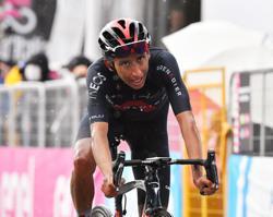 Cycling-Maeder takes Giro stage six as Bernal, Evenepoel impress