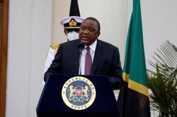 Kenyan court slams brakes on president's constitutional changes