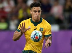 Rugby-Toomua re-signs with Wallabies through to 2023 World Cup