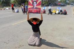 Myanmar teen describes junta's brutal treatment of detained women