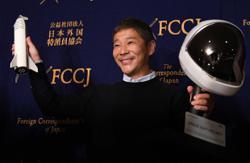 Yusaku Maezawa: Japan's billionaire spaceman with a taste for art
