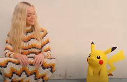 WATCH: Katy Perry, Pokemon collaborate on new song, Electric