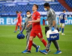 Soccer-Poland striker Piatek out of Euro 2020 with ankle injury