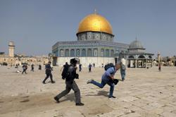 Israeli aggression on journalists in Jerusalem denounced by international news agencies