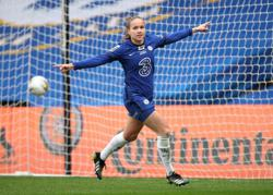 Soccer-Chelsea's Reiten ready for Champions League battle with Barca