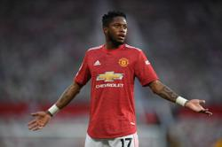 Soccer-Man Utd's Fred receives racist abuse after defeat by Liverpool