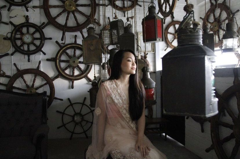 Hope floats: Poesy Liang's installation brings light in a shipwreck of a year