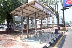 Ipoh City Council spends RM112,000 to upgrade eight bus stops