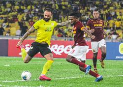 Brazilian Guilherme vows to be Malaysia's top striker