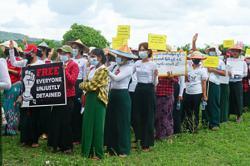 Junta extends martial law