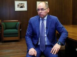 Ukraine PM asks parliament to sack health minister -Interfax Ukraine