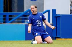 Soccer-Chelsea's Kirby named FWA Women's Footballer of the Year