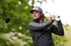 Golf-Pepperell takes narrow lead into British Masters final round