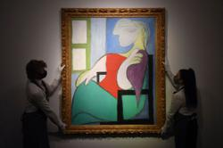 Picasso oil painting sells for over US$100mil at New York auction